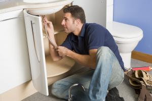 our McLean plumbers fix residential plumbing